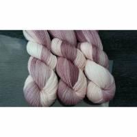 Handgefärbte Wolle, 60% Schurwolle, 40% Tencel, 3-er Set Bild 1