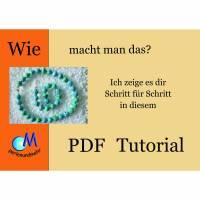 PDF Tutorial Perlen mit Dots Bild 1