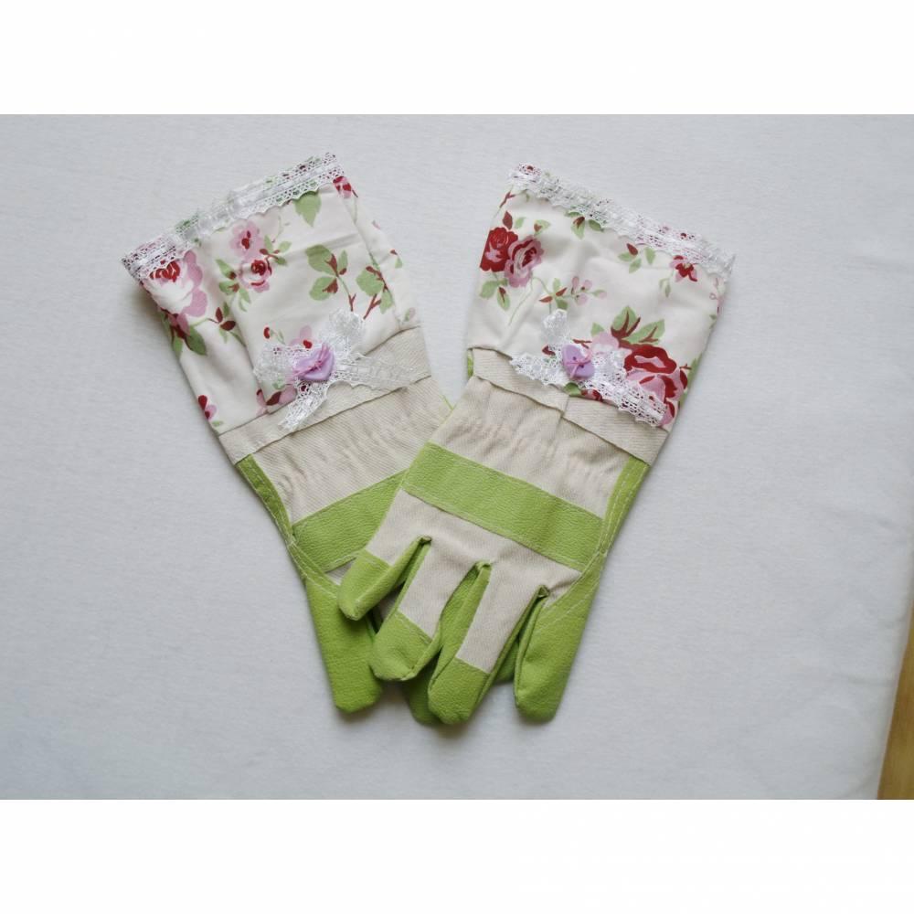 Gartenhandschuhe, Schutzhandschuhe Bild 1