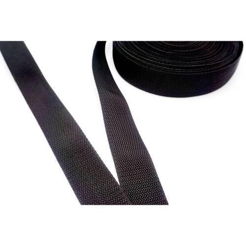 Gurtband - schwarz - 40 mm