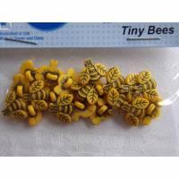 Dress it up Knöpfe   Bienen  (1 Pck.)  Tiny Bees