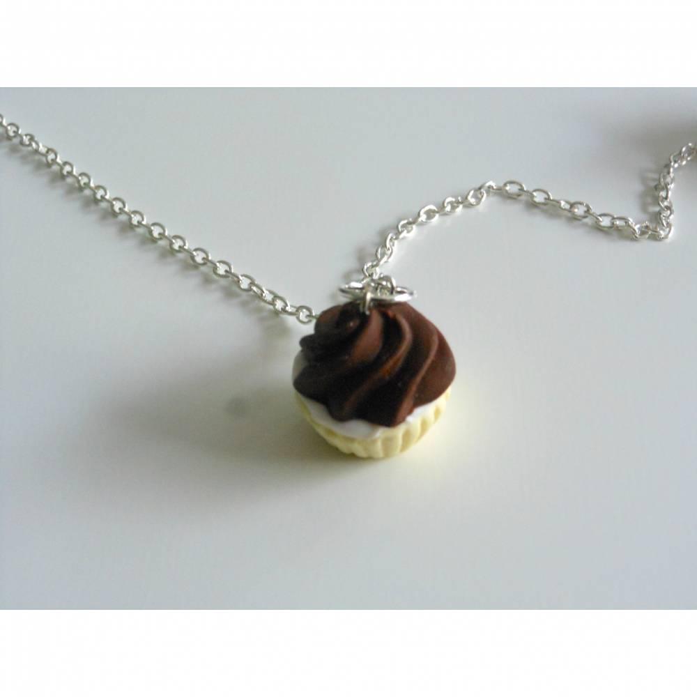 3 D  Cupcake  Halskette  kawaii sweet  Bild 1