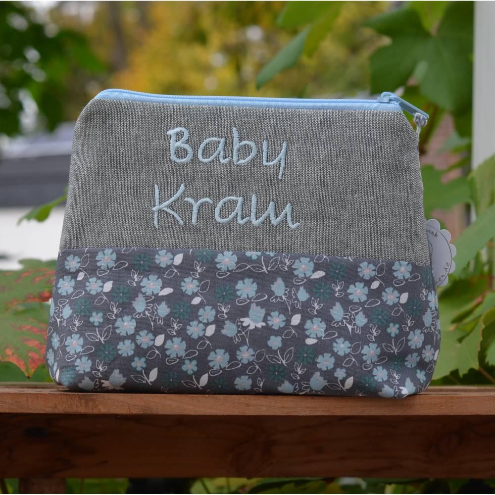 """Große Baby Tasche """"Baby Kram""""  XL  Bild 1"""