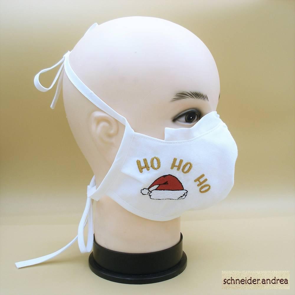Gesichtsmaske HOHOHO Bild 1