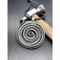 Anhänger Kettenanhänger Doppia Spirale Bild 1