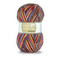 Sockenwolle Flotte Socke Victoria Fb. 1361, musterbildend, 4-fach Bild 1