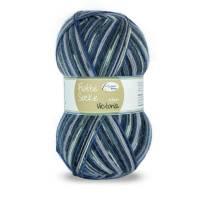 Sockenwolle Flotte Socke Victoria Fb. 1364, musterbildend, 4-fach Bild 1