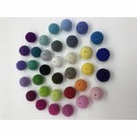 Häkelperlen - freie Farbwahl Bild 1