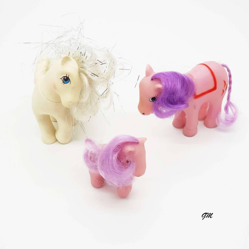 """vintage """"Mein kleines Pony"""" aus den 80er, Kinderspielzeug, Geschenk, Bild 1"""