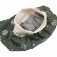 Schlafsack Pusteblume Strampelsack Pucksack Sommerschlafsack für Babys mit Namen - personalisiertes Geschenk Baby Bild 2