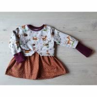 Kleidchen/Tunika aus Bio Baumwolle gr. 92 Bild 1