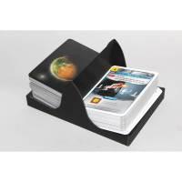 Kartenhalter Universal Doppel für Standardkarten und gesleevte Karten Brettspiel Tabletop Bild 1