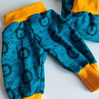 Baby Pumphose aus Sweatshirtstoff LÖWE Bild 1