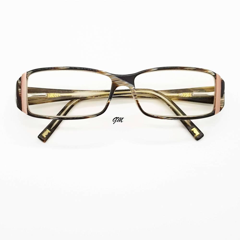 Retro - vintage original 80/90er Jahre Brillenfassung mit Gläsern, Max Mara,  Bild 1