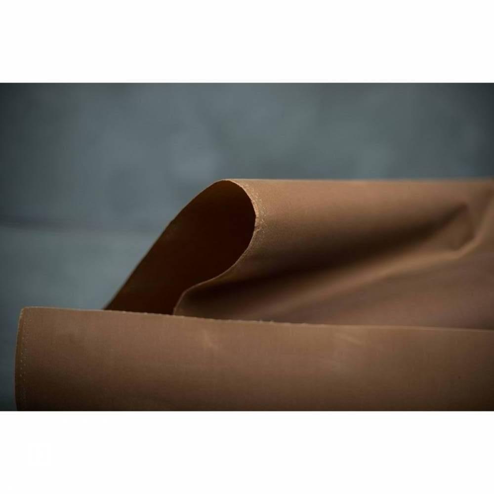 Waxed Canvas,  Oil Skin, Baumolle, Merchant & Mills, Wachsstoff, GOTS Bild 1