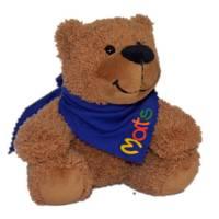 Kuschelteddy mit Namen 16cm - Kuscheltier Teddy Teddybär personalisiert Kuscheltier - Bär Stoffbär Stoffteddy Bärchen Bild 1