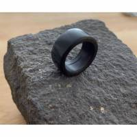Ebenholz Ring Bild 1