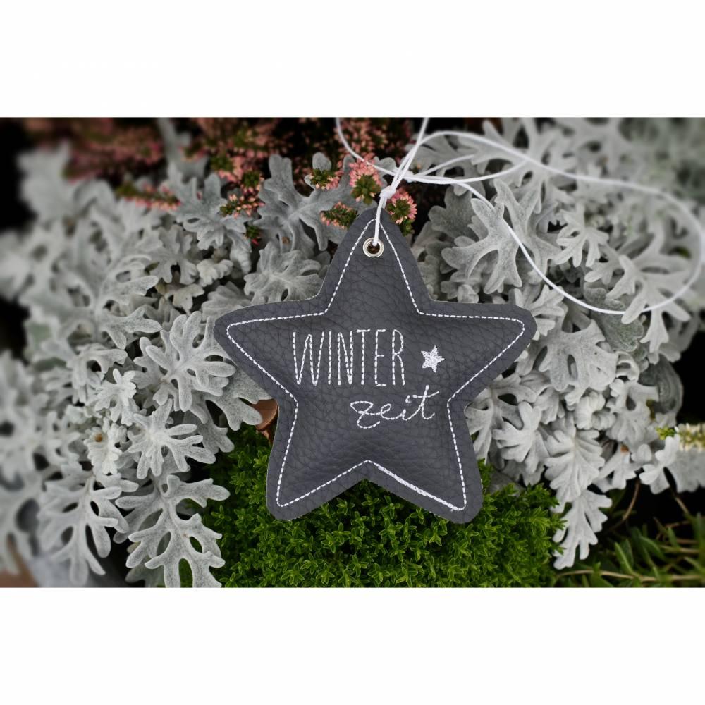 Stern Winterzeit, verschiedene Ausführungen Bild 1