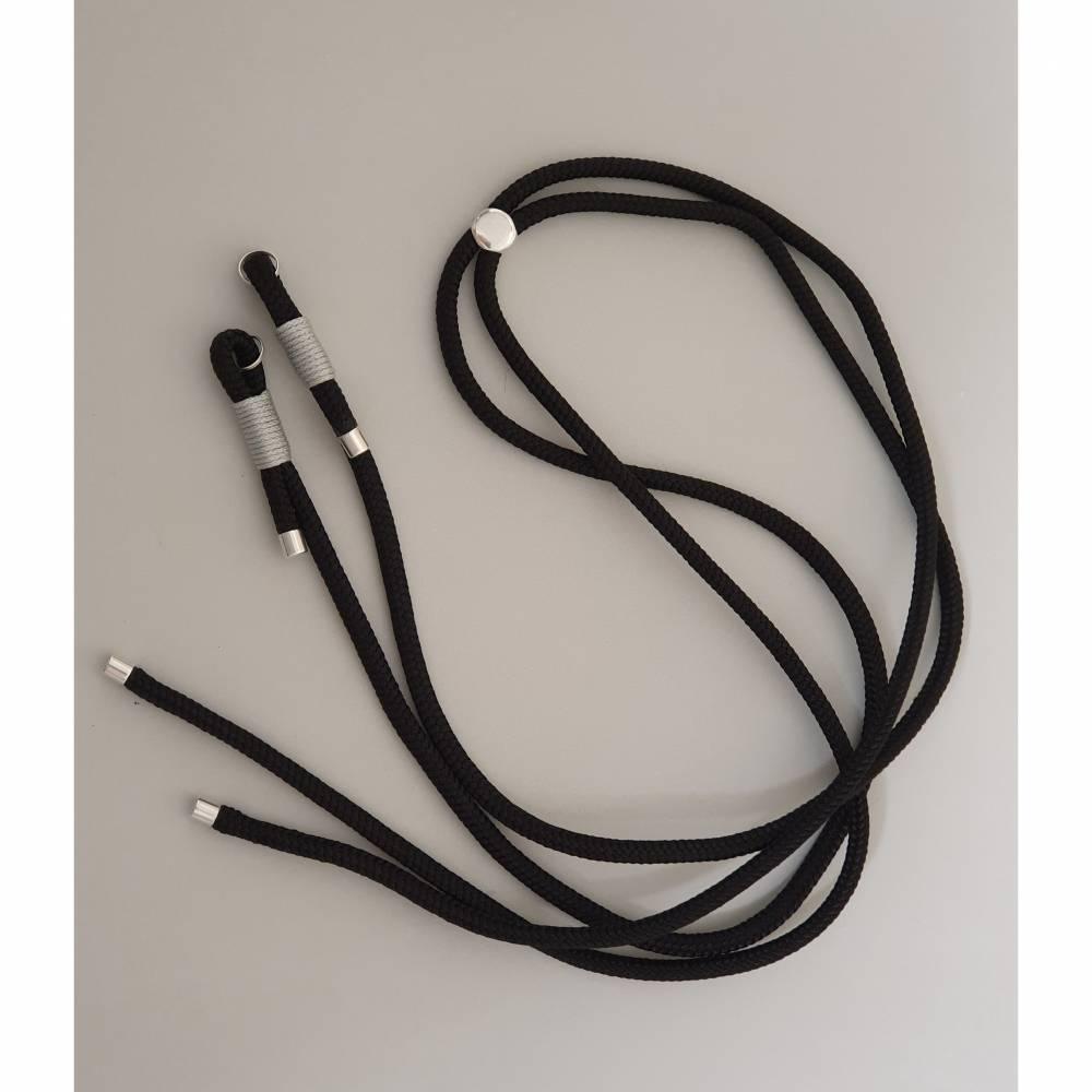 Handykette aus PPM-Seil und Paracord, Handyband, Wechselband ohne Hülle Bild 1