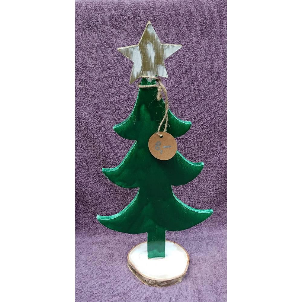 Tannenbaum grün Bild 1