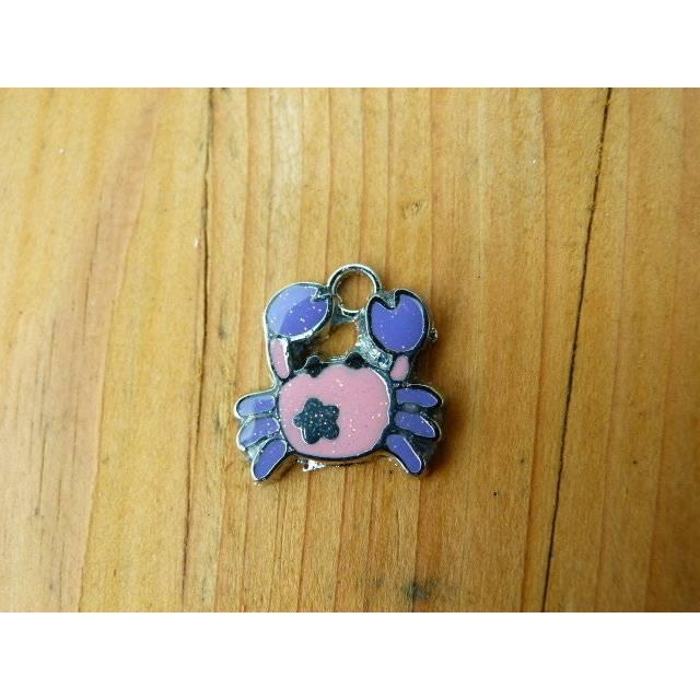 Sternzeichen Kette * Glitzer Krebs Cancer * Sternzeichenkette * Kinderkette * Mädchenkette Bild 1