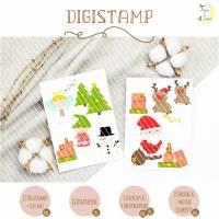 Christmas Buddies Digistamp Bild 1