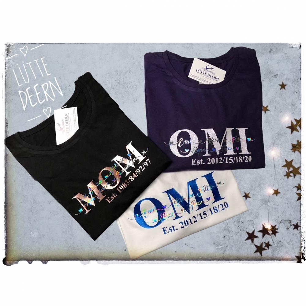 MOM-Shirt Bild 1