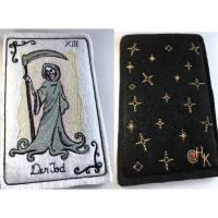 Tarot-Karte 'Der Tod'  /  'Death'  aus dem Großen Arkana Bild 1