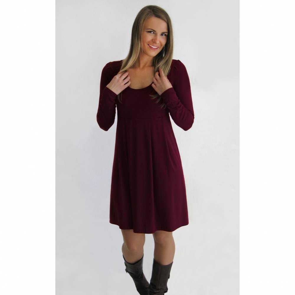 Kleid DUFFY neue Winterfarben Bild 1