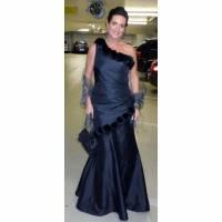 Abendkleid schwarz Bild 1