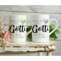 GÖTTI & GOTTI - Tassenset ODER einzeln Bild 1