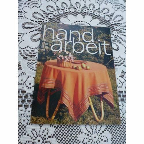 Handarbeit - Zeitschrift - 2/79 - DDR - Verlag für die Frau