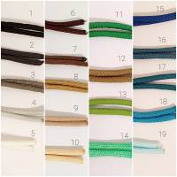 Hundeleine, Leine aus Paracord Verstellbar oder Handschlaufe in Wunschfarben, verschiedene Längen erhältlich Bild 6