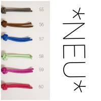 Hundeleine, Leine aus Paracord Verstellbar oder Handschlaufe in Wunschfarben, verschiedene Längen erhältlich Bild 9