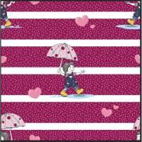Sommersweatpaket Regenmädchen, insgesamt 2,10 m Bild 2