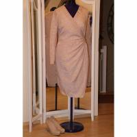 rose cremefarbenes Kleid Bild 1