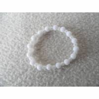 Kinderarmband, Perlenarmband, Kunststoffperlen Bild 1