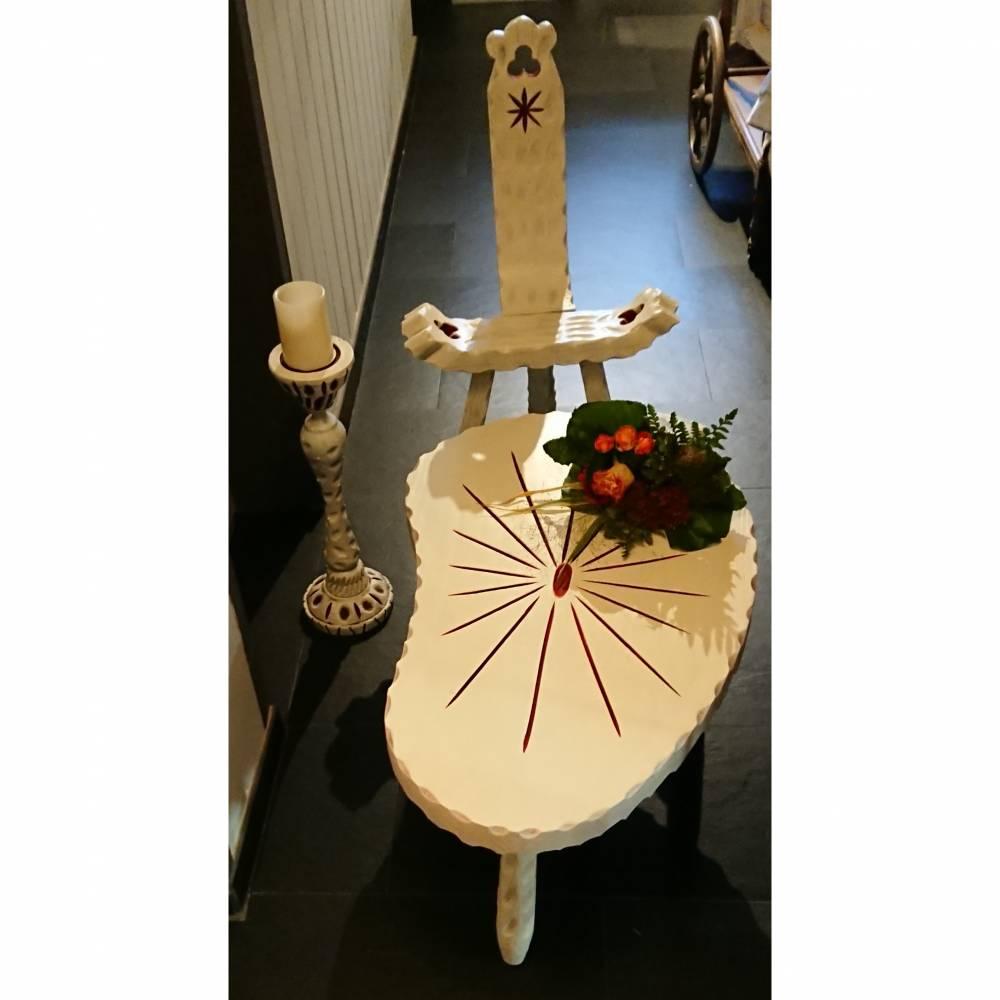 Außergewöhnliches spanisches Möbel-Set Bild 1