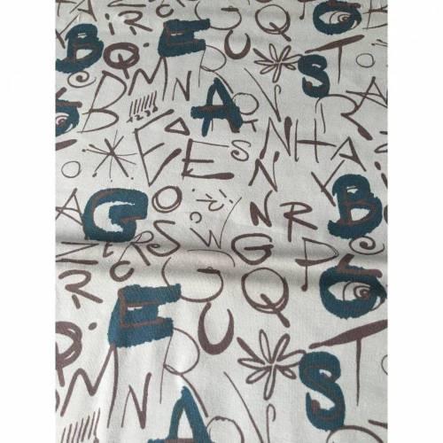 Stof Fabrics, dänischer Designerstoff, Jersey, Extrabreite 160 cm,  Meterware, Stoff, Baumwolle,