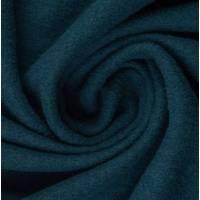 22,98 Euro/m Walk, blau, gekochte Wolle, Wollwalk Naomi Bild 1