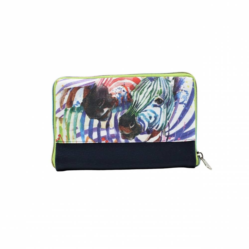 """""""Sona""""- eine Geldbörse mit einer besonderen Farbkombination Bild 1"""