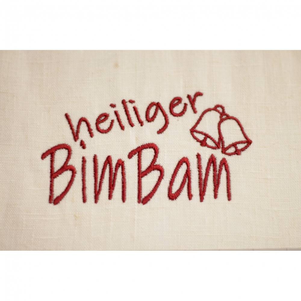 "Freebie ""heiliger BimBam"" Bild 1"