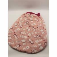 Pucksack Schlafsack für Babys 0-6 Monate  Bild 1