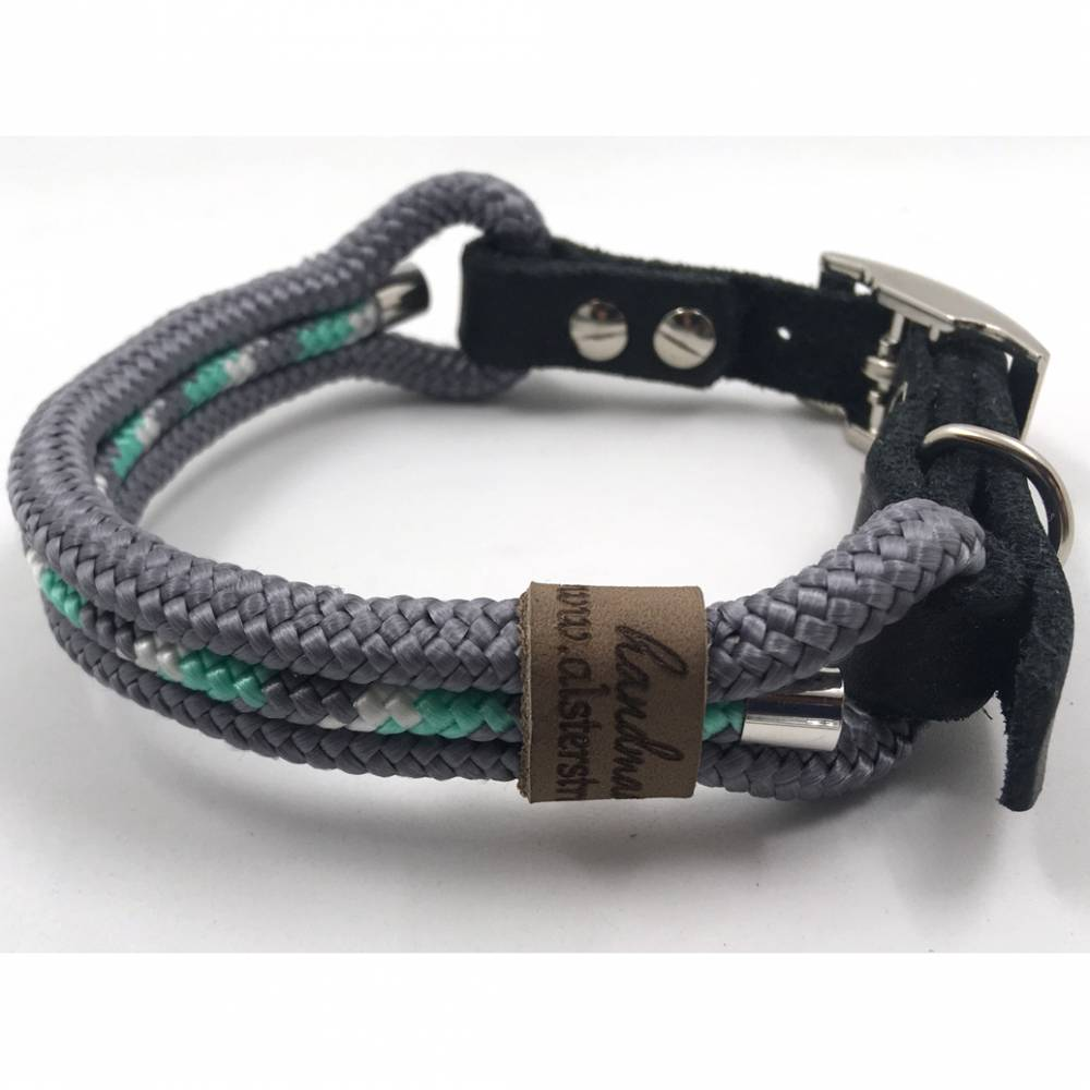 Tau Halsband für kleine Hunde Marke AlsterStruppi, verstellbar Bild 1