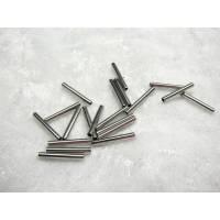 20 Edelstahl Hülsen für eleganten Schmuck 15x2mm Bild 1