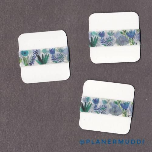 Washi-Sample Blumen