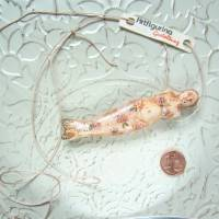 Kleine Meerjungfrau mit Rosendekor Bild 3