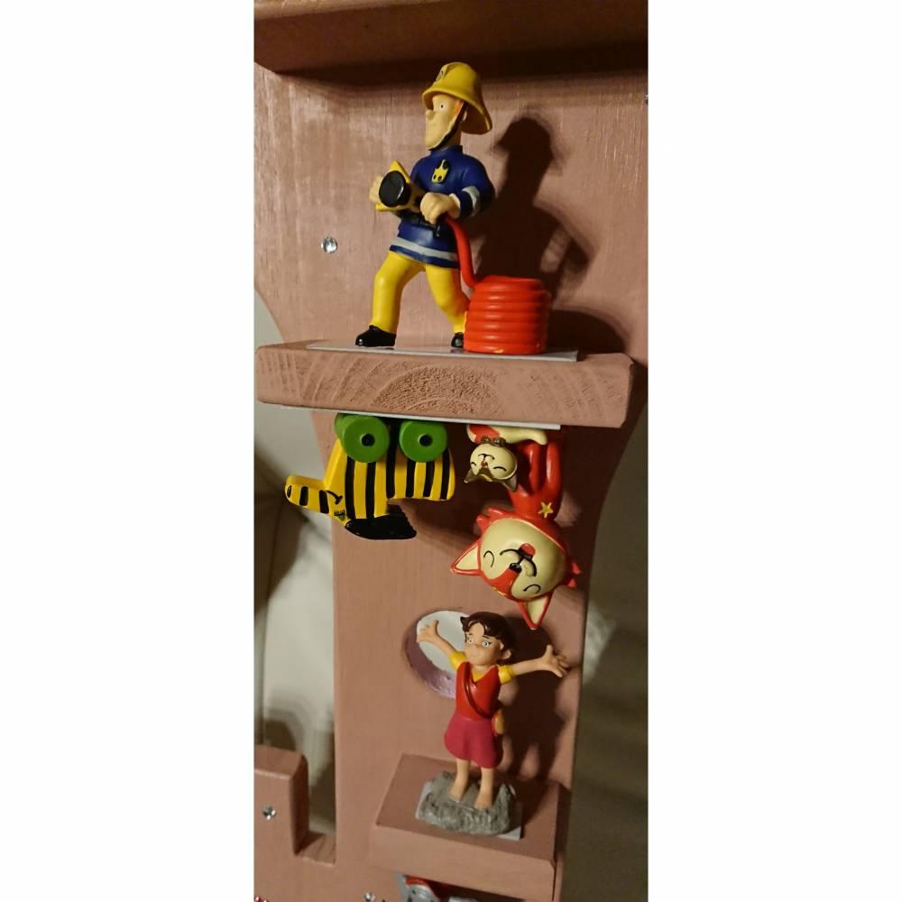 Hübsches großes Regal für die Tonie-Box und bis zu 19 Tonie-Figuren Bild 1