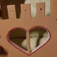 Hübsches großes Regal für die Tonie-Box und bis zu 19 Tonie-Figuren Bild 2