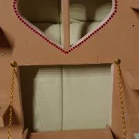 Hübsches großes Regal für die Tonie-Box und bis zu 19 Tonie-Figuren Bild 3